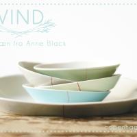 VIND // Porcelænsserien Tilt fra Anne Black
